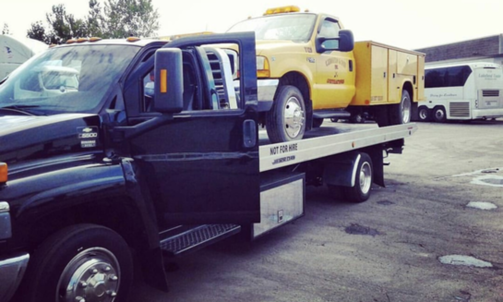 Towing Newark NJ